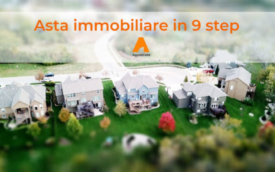 Comprare casa all'asta in 9 step